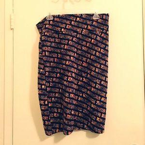 Lularoe skirt or tub top Sz XL